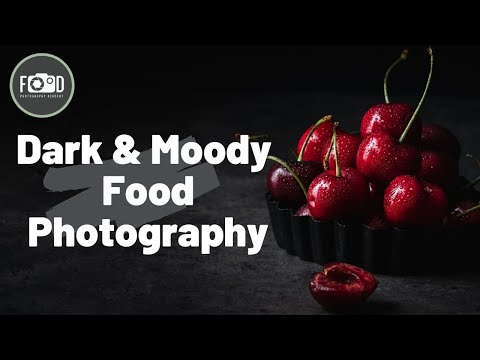 Easy Lighting Hacks For Better Dark And Moody Food Photography thumbnail