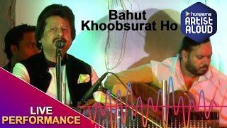 Bahut Khoobsurat Ho Tum I Pankaj Udhas I Music Mania I ArtistAloud