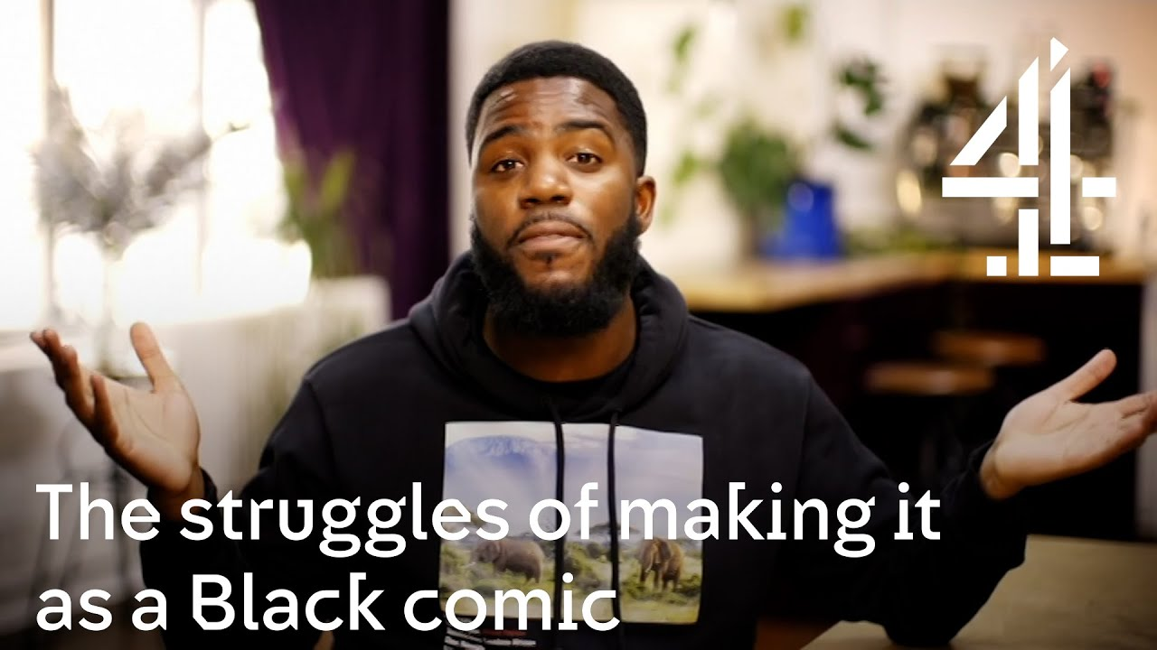 Mo Gilligan: Black, British and Funny l The struggles of making it as a Black comic