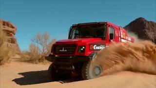 Новый МАЗ на ДАКАР 2020 берет первые места MAZ Dakar 2020