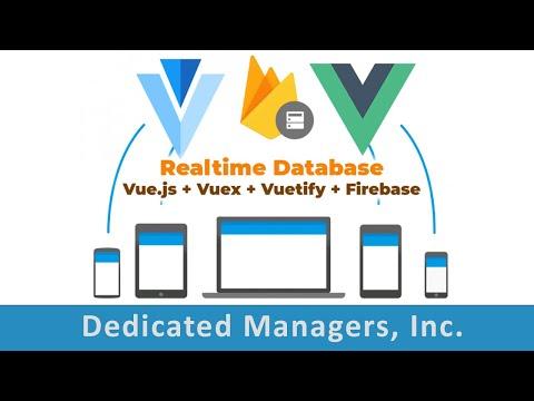 UPDATE: Documenting the Program Flow with a Flow Chart  (Vue/Vuex/Vuetify/Firestore)