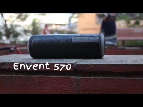 Envent LiveFree 570 Bluetooth Speaker REVIEW