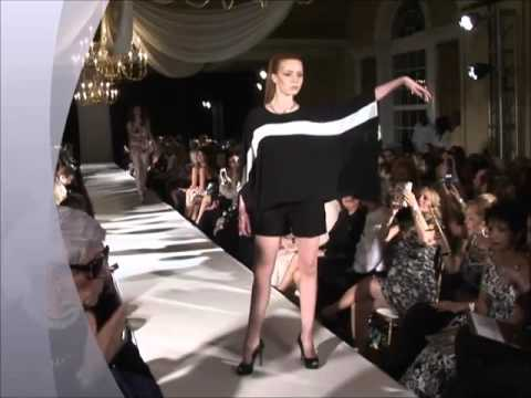 Shannon Layburn Runway Walk at Passport for Fashion Show
