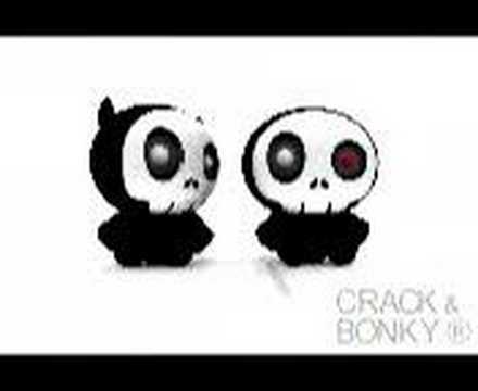crack bonky