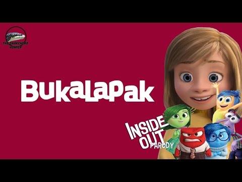 Inside Out Parodi Iklan Bukalapak