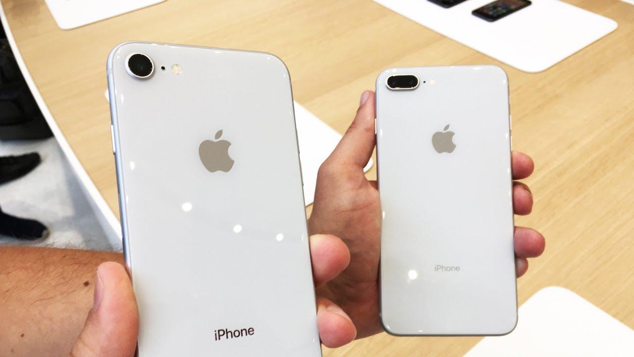 Первый обзор iPhone 8 и 8 Plus