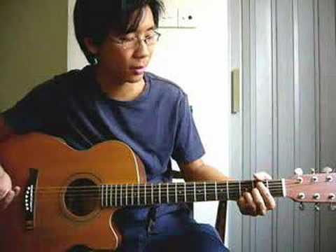 Through It All Instructional - Hillsong (Daniel Choo)