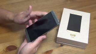 Elephone P8000. Посылка с хорошим телефоном