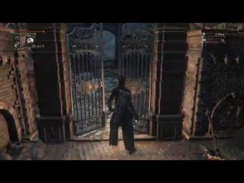 Bloodborneブラッドボーン ヨセフカの診療所裏口 & 隠し街ヤハグル地下牢の行き方など #11