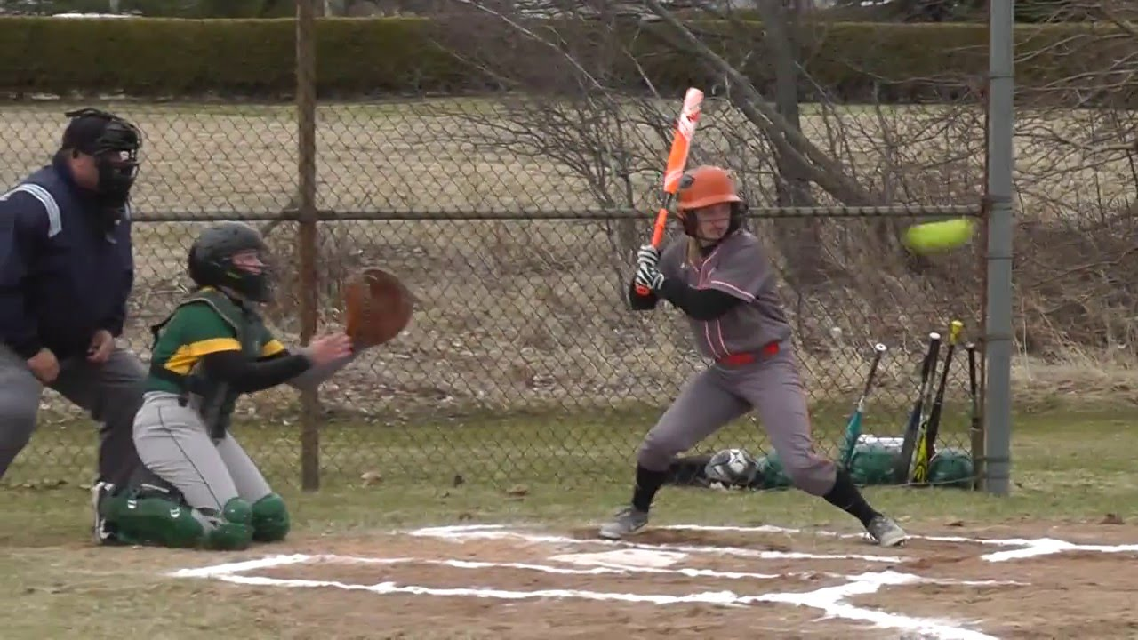 NAC - Plattsburgh Softball  4-18-16