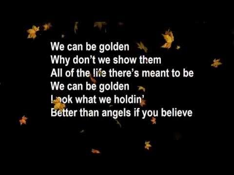 Brandon Beal feat. Lukas Graham ~ golden //LYRICS