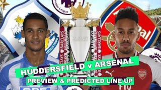 HUDDERSFIELD v ARSENAL - WENGER'S LAST GAME AS ARSENAL MANAGER - MATCH PREVIEW
