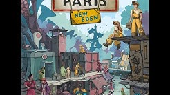 Paris New Eden - La règle du jeu -  Matagot #278