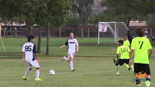 Real Salt Lake-Arizona Elite U-18 State League Highlights | October 17 & 18, 2015