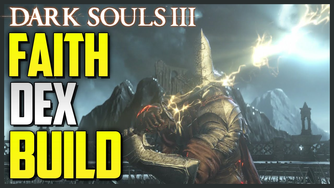 Dark Souls 3: Faith/Dex Build - Katana Build (PVP)
