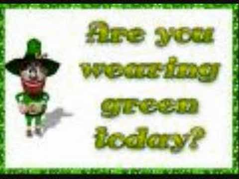 The Wearin of the Green