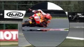 Skill Gila Aksi Marquez Menghindari Kecelakaan Crash Di Free Practice Motogp Brno Ceko 2016