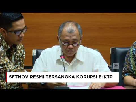 FULL - KPK: Setya Novanto, Setnov Tersangka Korupsi E-KTP
