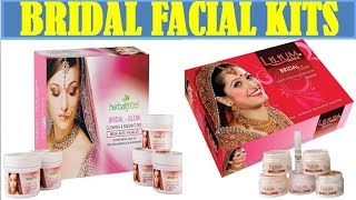 Top 10 Bridal facial kit for glowing skin in India with Price