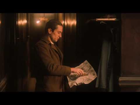 Крестный отец 2. Вито Корлеоне и сцена с грушей.