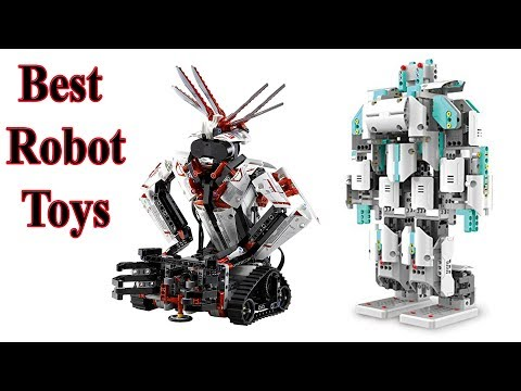 Best 5 Robotic Kits / Robot Toys You Can Buy.