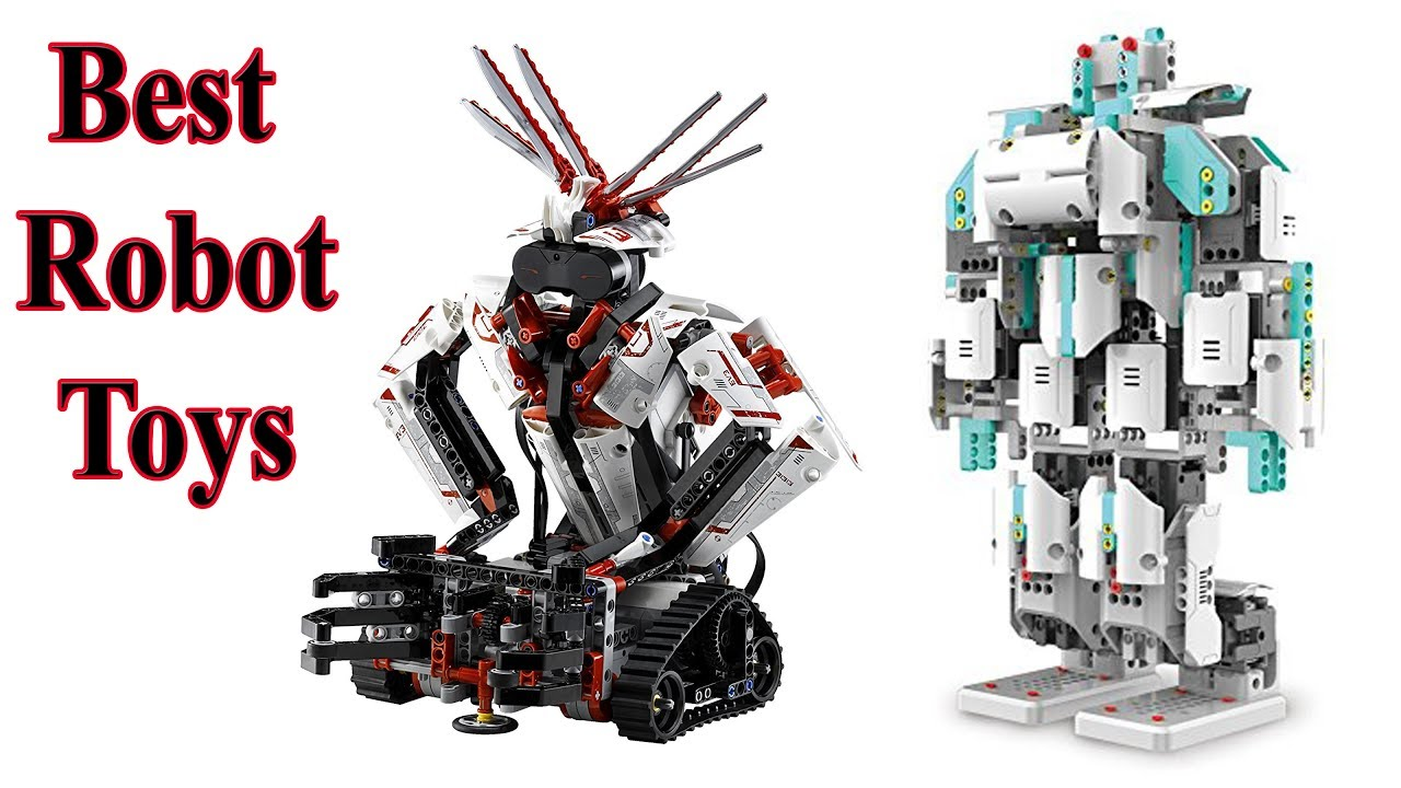 Best 5 Robotic Kits / Robot Toys You can buy on Amazon
