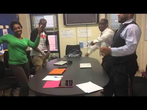 Oxon HIll Middle School's Uptown Funk