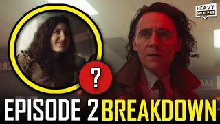 LOKI Episode 2 Breakdown & Ending Explained Spoiler Review | Marvel Easter Eggs & Things You Missed