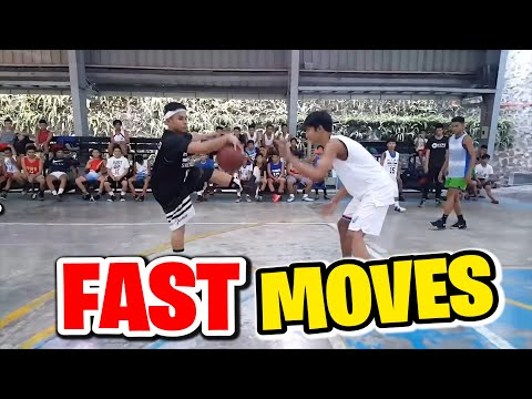 Fast Streetball Moves