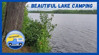 RV Camping in Wisconsin: Coขnty Park Campgrounds | Smith Lake County Park