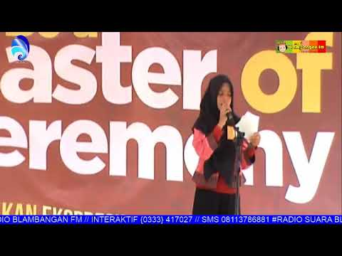 blambangan fm 03 lomba master of ceremony 2017