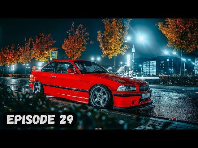 Episode 29 - Мини обзор на жигу. Начинаем процесс подготовки. Дрифт E36.