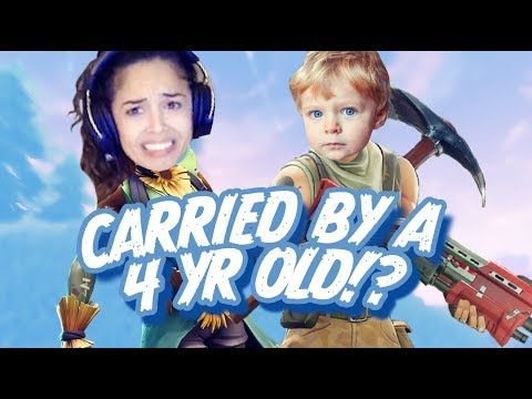 youngest-fortnite-player-ever-valkyrae-fortnite-highlights