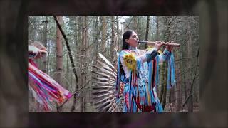 Native American Music - Meditation Music - Dancing Under The Moon - WUAUQUIKUNA