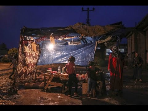 Syrian refugees in Turkey suffer harsh living conditions