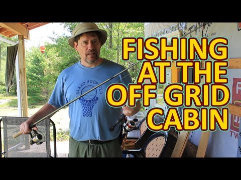 Fishing At The Off Grid Cabin Mp3