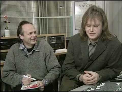Ted Gärdestad intervju - Aktuellt 1995 mp3