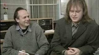 Ted Gärdestad intervju - Aktuellt 1995