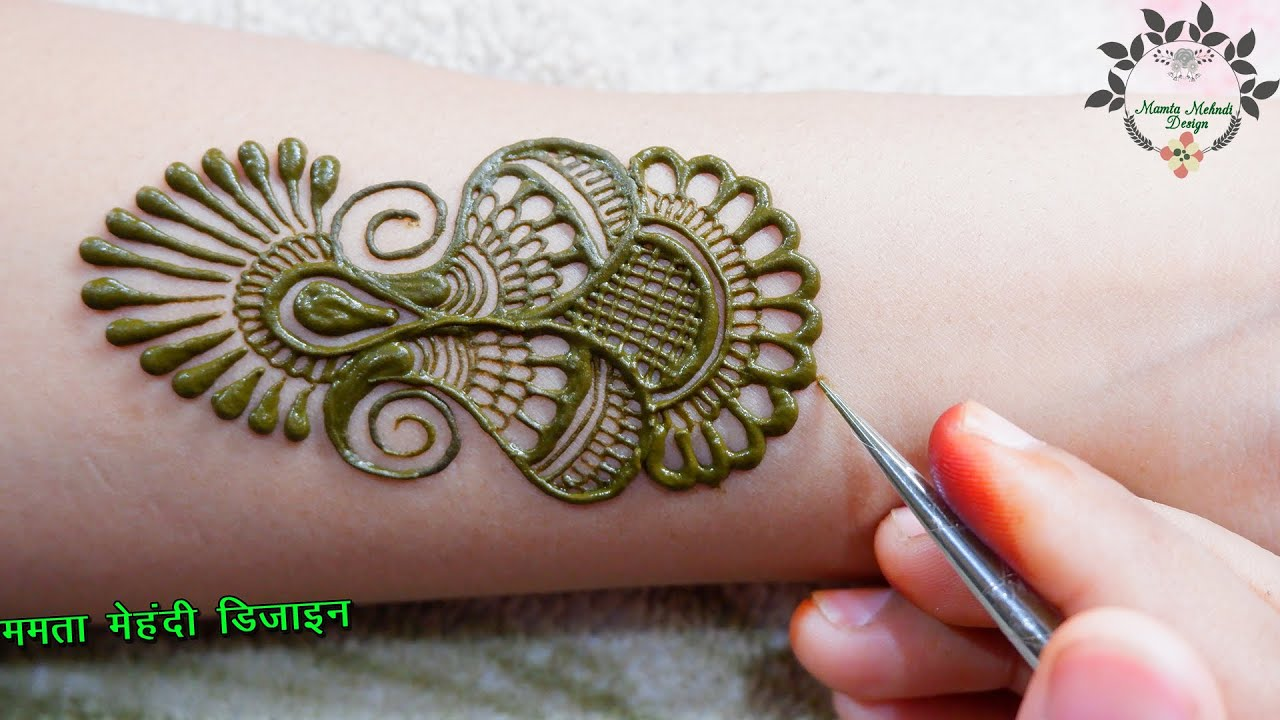 Latest Front Hand Mehndi Designs 2020 | Stylish Arabic Mehndi Design | New Style Mehndi Designs