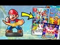 What does the Mario Amiibo do in EVERY Game? (2014 - 2018)