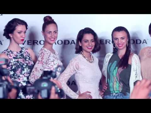 VERO MODA DLF Mall Of India, Noida Launch With Kangana Ranaut!