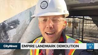 Empire Landmark Demolition