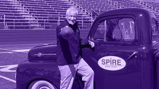 SPIRE Credit Union - Go Purple Free Checking Promo