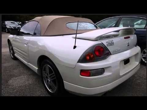 2005 mitsubishi eclipse spyder gts youtube. Black Bedroom Furniture Sets. Home Design Ideas