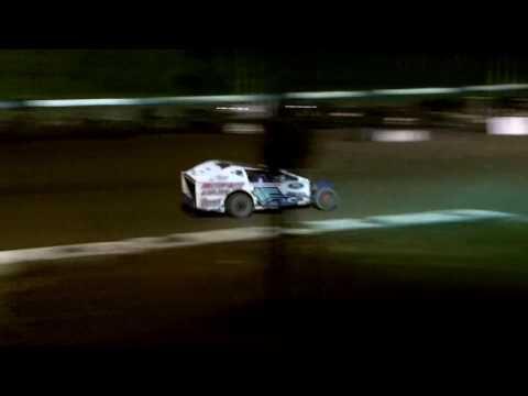 Skyline Raceway, Crate Sportsman Heat #3 7-9-2016