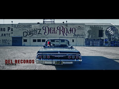 DEL Rojo - (Video Oficial) - Oscar Cortez ft. Lenin Ramirez, Ulices Chaidez, Los Del Arroyo