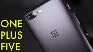 OnePlus 5 Camera Hands-on Review