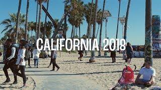 Mon voyage en Californie ! - 2018