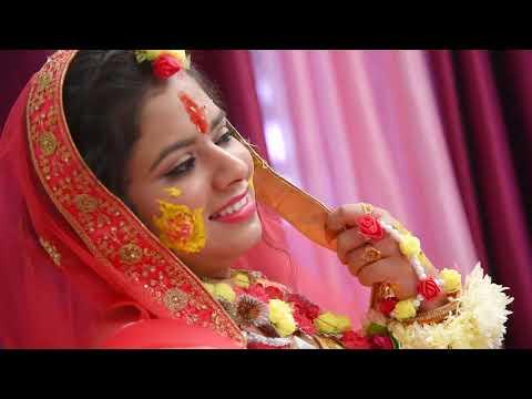 Radhika Weds Dr. Jitendra Malviya Wedding Highlight 2018 @Sai Heaven Studio