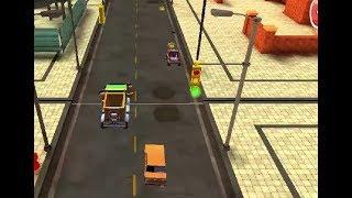 Toy Car Simulator - Highway Day Game Walkthrough
